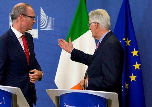 外媒:欧盟正审议北爱尔兰在英国脱欧后获得自治的可能