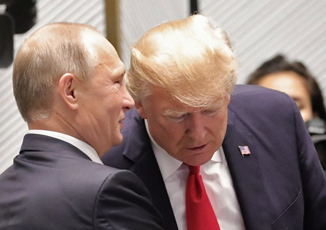 普京与特朗普
