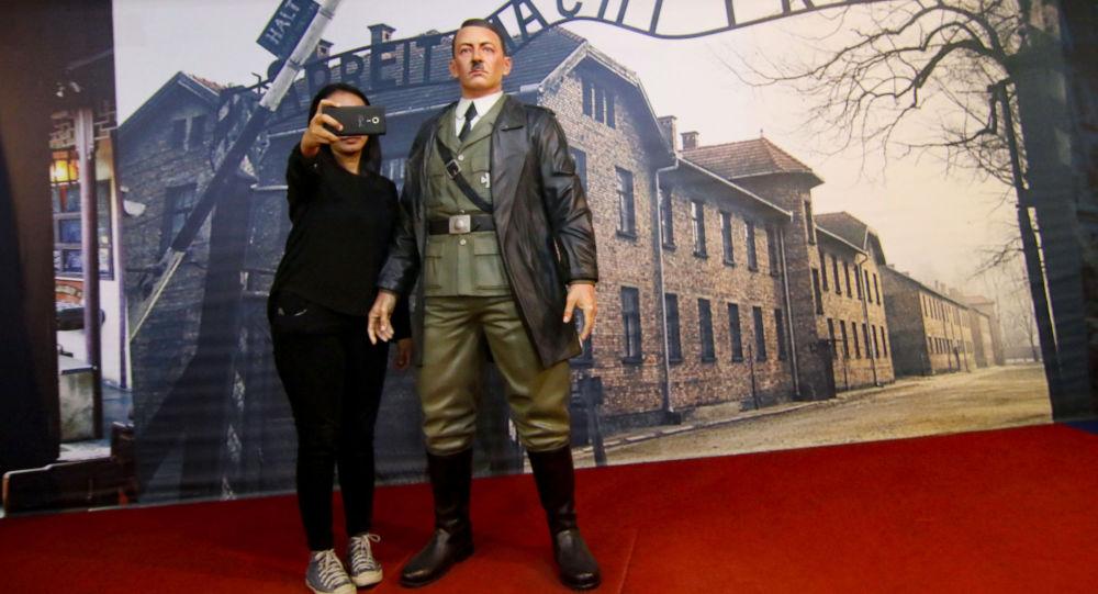 在印尼一間博物館因內置希特勒蠟像而陷入醜聞