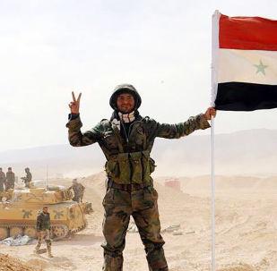 俄軍總參謀部:敘政府軍一年內消滅超2.3萬武裝分子