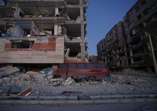 俄驻伊使馆对伊朗地震遇难者家属表示深切慰问