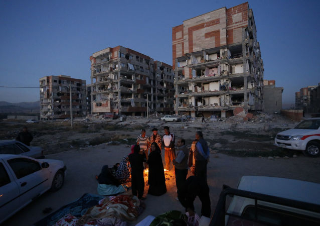伊朗西部地震
