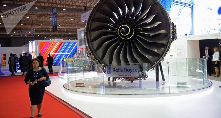 罗罗公司的发动机