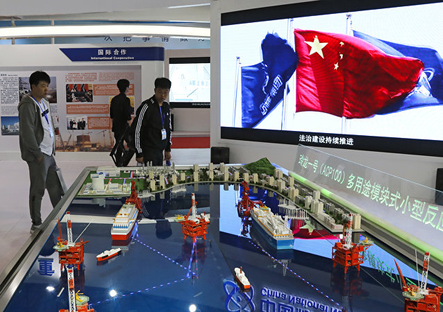 2018年中國44台商運核電機組累計發電量同比增加15.78%