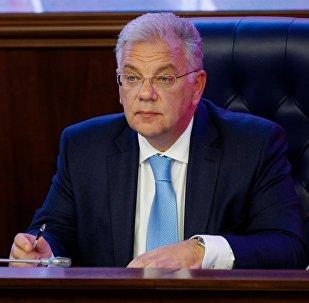 俄罗斯军事技术合作局局长德米特里·舒加耶夫