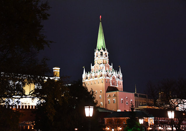 克宮:未收到關於WADA限制在俄舉辦比賽的消息