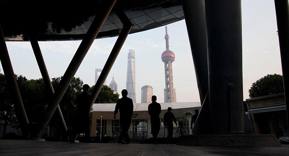 外国资本可助中国整顿金融秩序