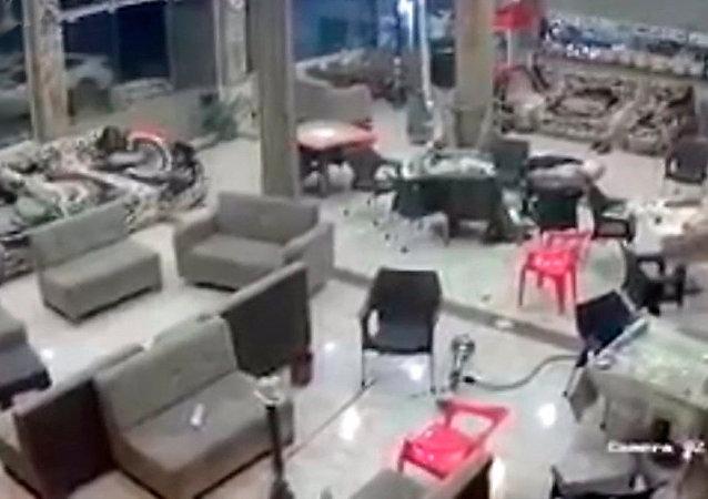 伊朗和伊拉克边境发生7.2级地震