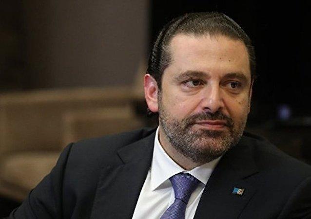 前不久在利雅得宣佈辭職的黎巴嫩總理在沙特有生意