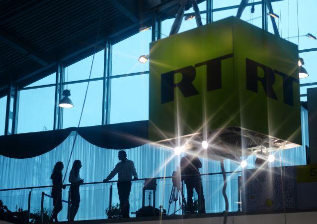 RT America電視台已進行外國代理機構登記