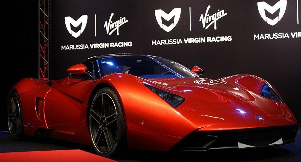 俄西伯利亞商人擬重振Marussia跑車