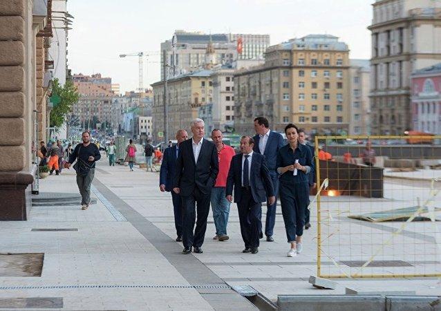 莫斯科市长:首都历史中心修缮工作基本结束