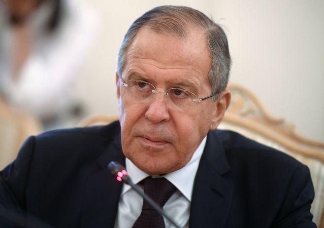 俄外长:俄没有许诺保障亲伊朗的武装撤出叙利亚