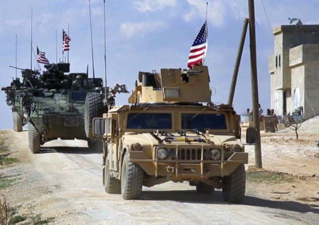 媒體:美軍駐敘人數約達2000人