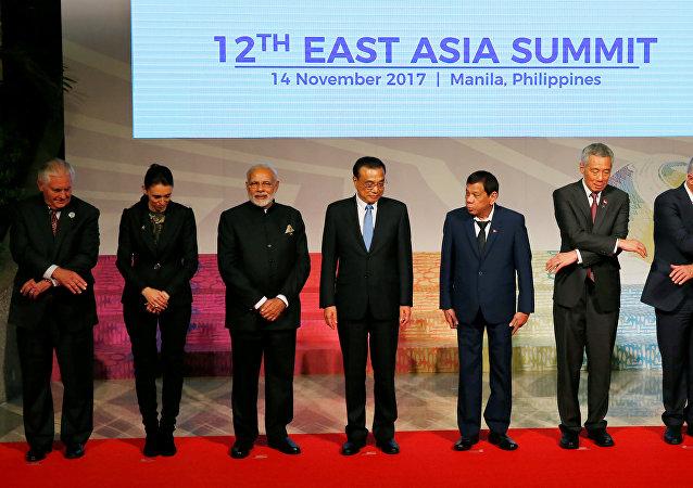 中國呼籲搞印太戰略要避免政治化和排他性