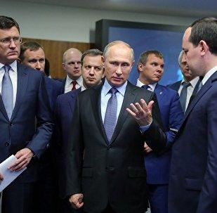 俄能源部長:普京主持會議期間決定落實熱力發電廠技術改造項目
