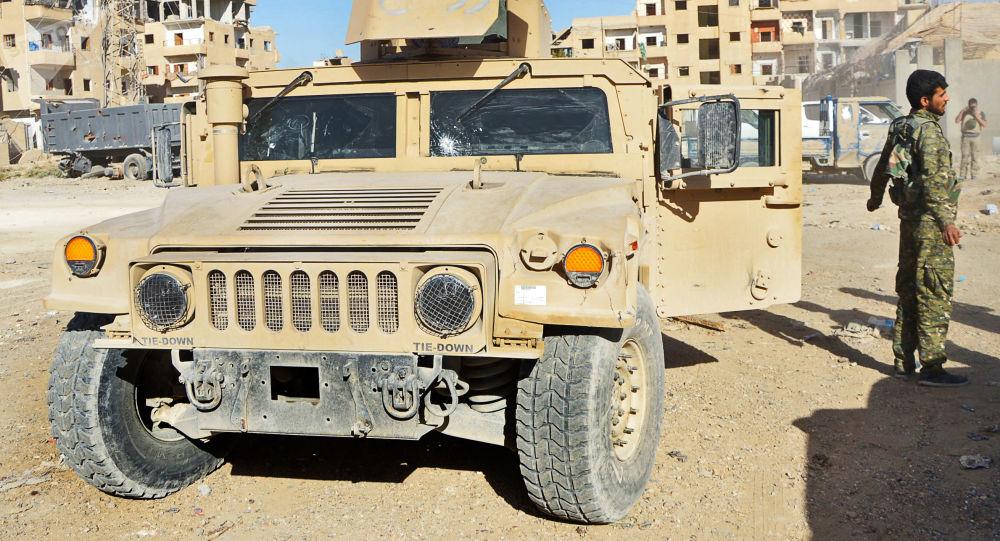 叙利亚外交部:美国军队在没有得到叙政府的允许下进入叙利亚违反联合国规定