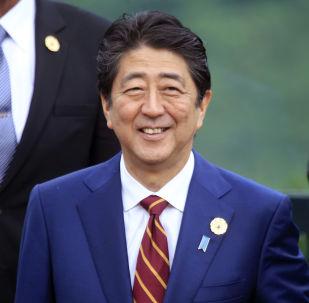 安倍晋三:日本将一步步朝俄日签署和平条约迈进