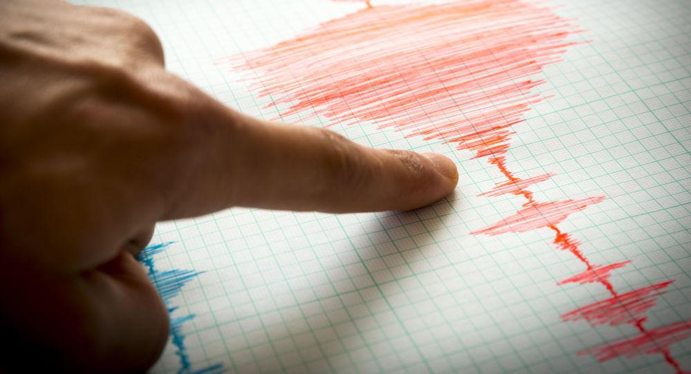 湖北秭歸縣發生4.5級地震
