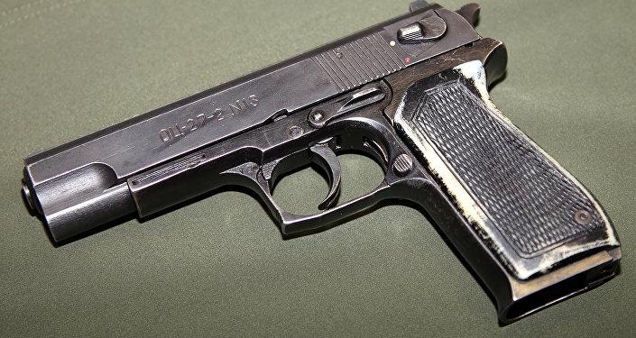OTs-27 斧手槍