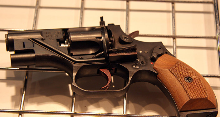 OTs-38微聲轉輪手槍