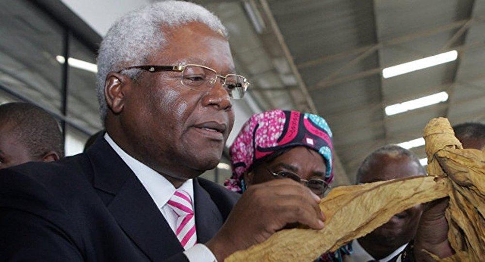 媒體:巴布韋軍方逮捕該國財政部長