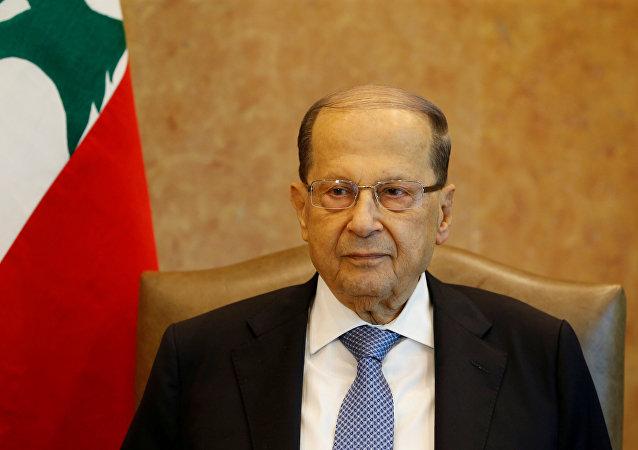 黎巴嫩總統米歇爾·奧恩