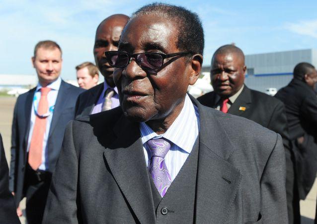 媒体:穆加贝确认他已经被军方软禁