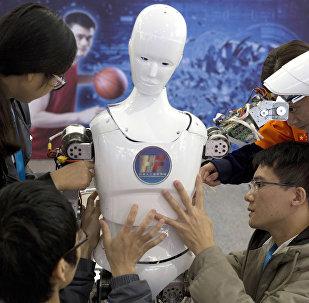 中国企业将在生产中运用俄人工智能技术