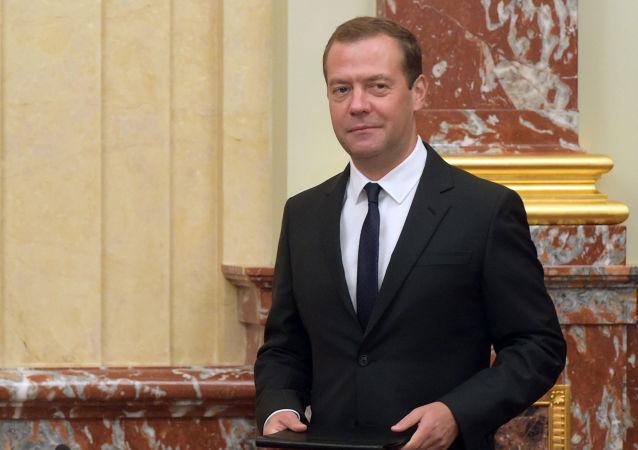 俄總理將提交內閣名單 總統將作出決定