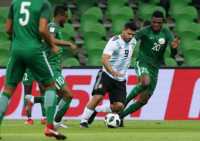 尼日利亞足球協會主席:俄羅斯已經為2018年世界杯足球賽做好準備