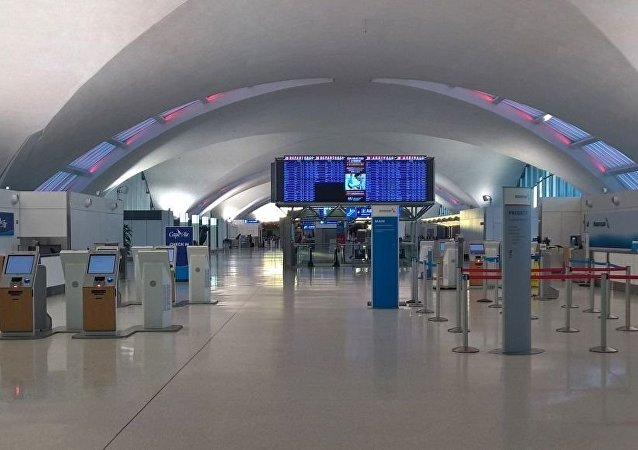 聖路易斯市的蘭伯特機場