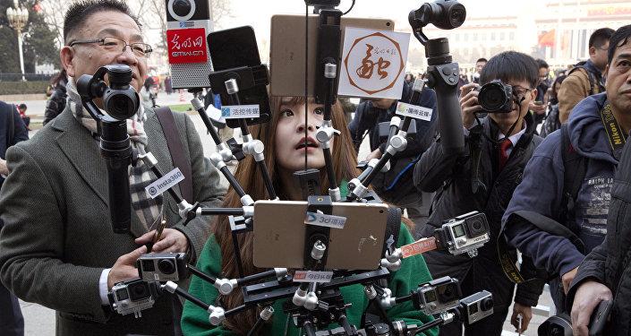美中经济安全审查委员会有关中国国有媒体的报告充满偏