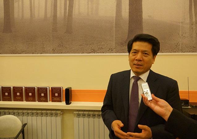 中國駐俄羅斯大使李輝