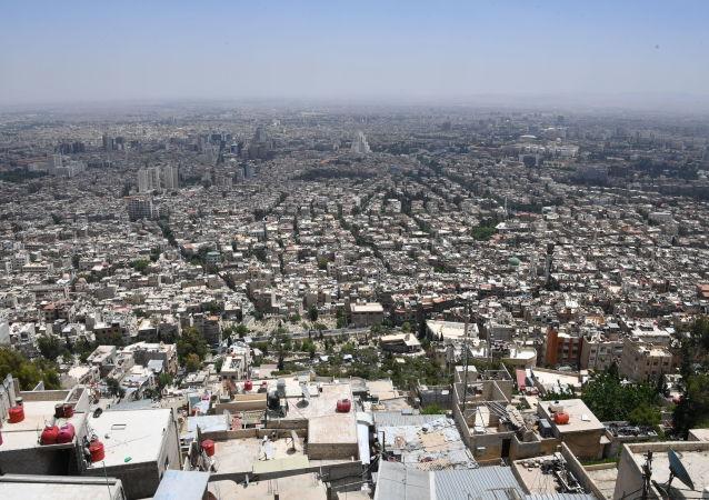 叙利亚大马士革