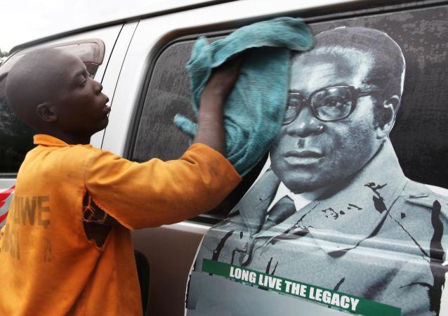 外媒:津巴布韦退伍军人协会领导人打算寻求弹劾穆加贝