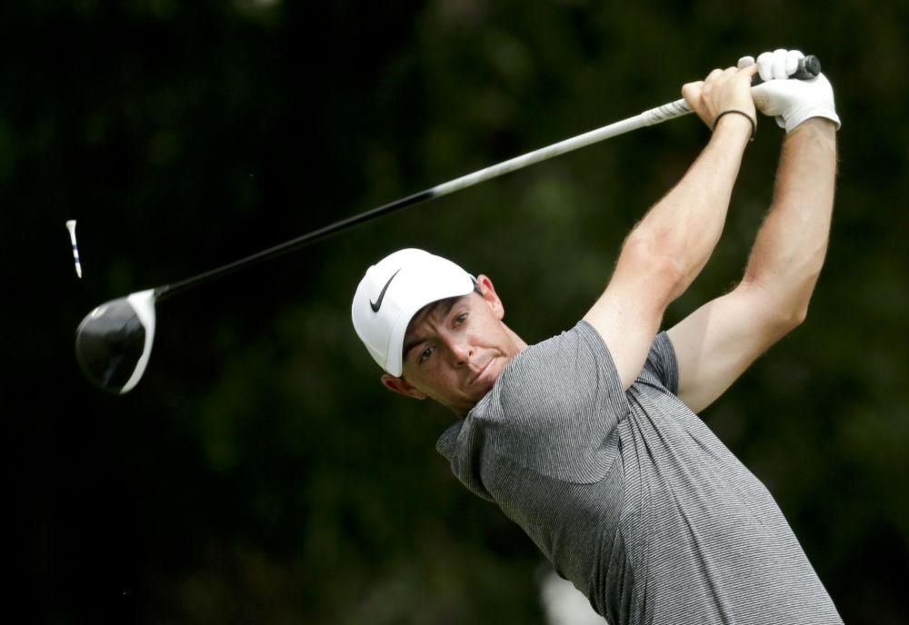 高尔夫球手罗里·麦克罗伊28岁,收入5000万美元。