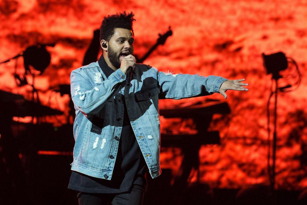 加拿大歌手威肯27岁,收入9200万美