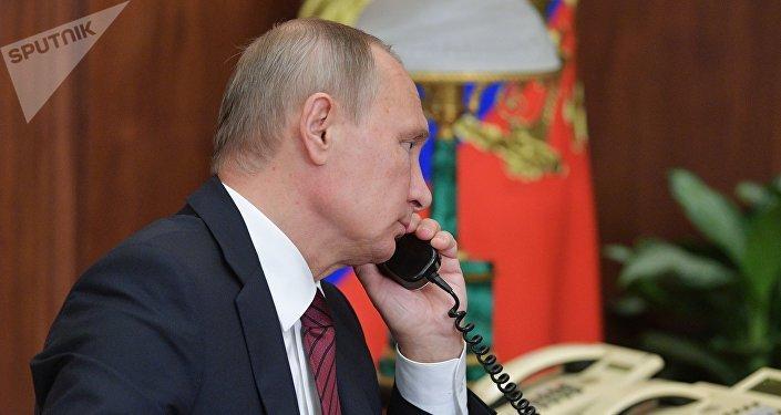 俄罗斯、亚美尼亚两国总统通电话讨论亚美尼亚现局势
