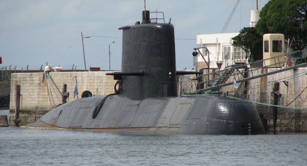 阿根廷海军圣胡安号潜艇