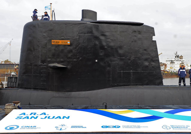 阿根廷海軍:只能從不超過600米的地方救援「聖胡安」號潛艇