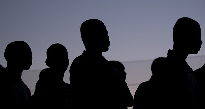 西班牙沿岸移民