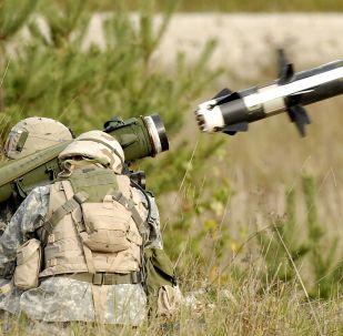 「標槍」反坦克導彈