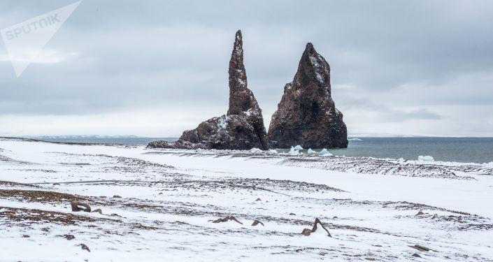 媒体:机器人在北极承担起救援任务