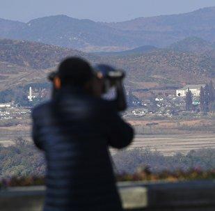 朝韓兩國商定從非軍事區撤軍