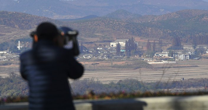 韩朝商定4月27日举行领导人会晤