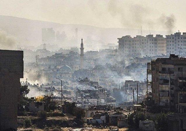 國際聯軍三年來在伊敘兩國境內共擊斃超過4萬名武裝分子