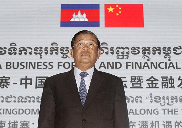 柬埔寨或成顏色革命的新目標?