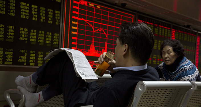 專家:中國必須控制金融市場否則可能發生危機