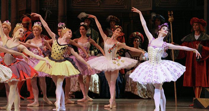 俄羅斯多家著名芭蕾院團和知名演員為中國觀眾獻上芭蕾盛宴